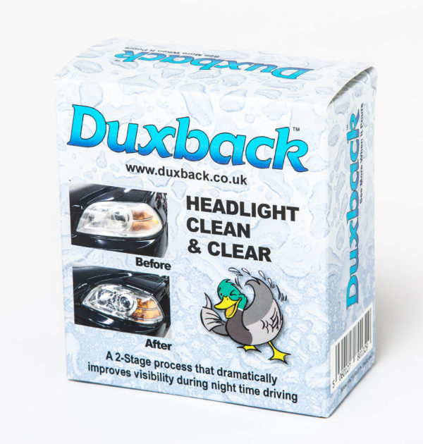 Duxback Headlight Clean and Clear
